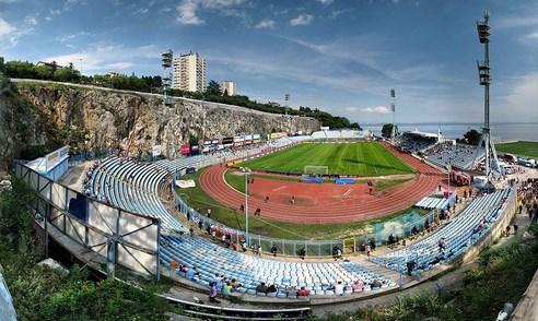 Kantrida, HNK Rijeka