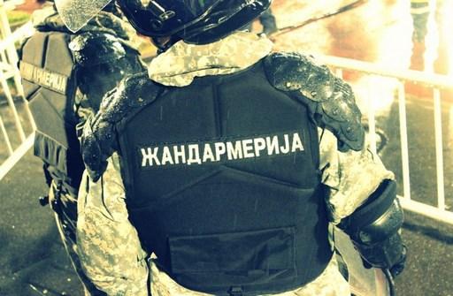 gendarmerie serbie