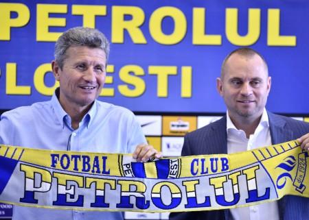 Multescu n'aura tenu que 3 mois sur le banc du Petrolul