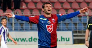 Nemanja Nikolic Videoton FC Hongrie