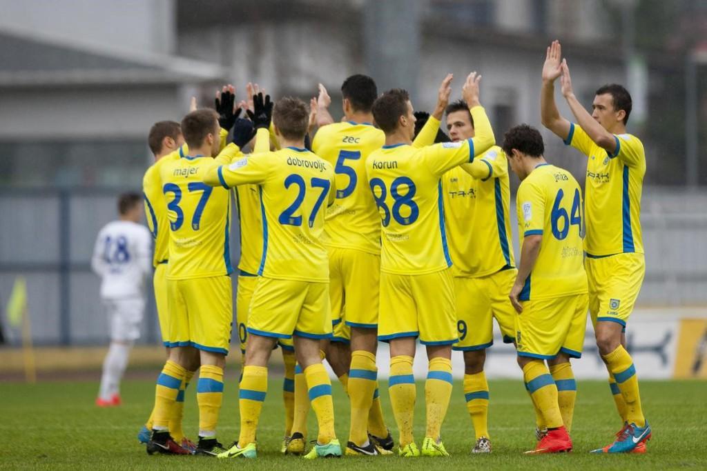 Domzale, Slovénie, football slovène, prva liga, plts