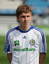 Le jeune Kalintvintsev qui aura la lourde tâche de remplacer Yarmolenko