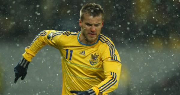 Andriy Yarmolenko va, encore une fois, tenter de faire parler la poudre.