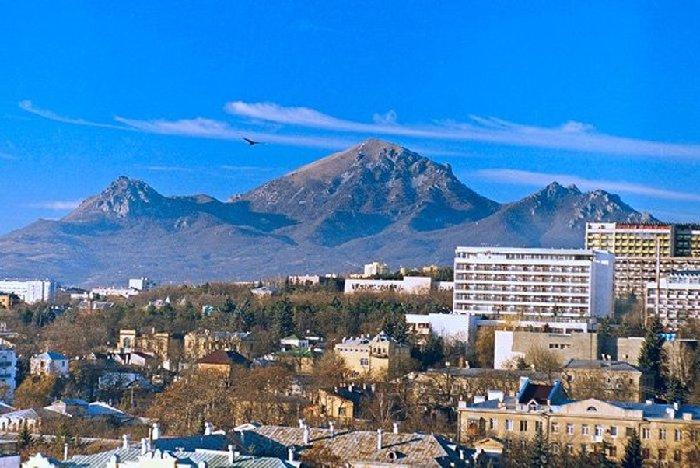 Pyatigorsk dans le Caucase
