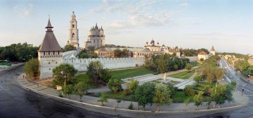 Le kremlin d'Astrakhan