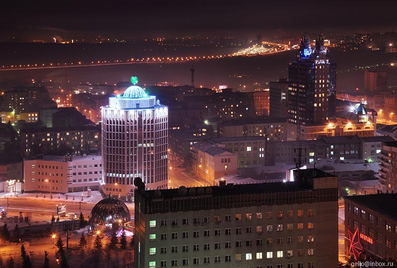 Capitale de la Sibérie