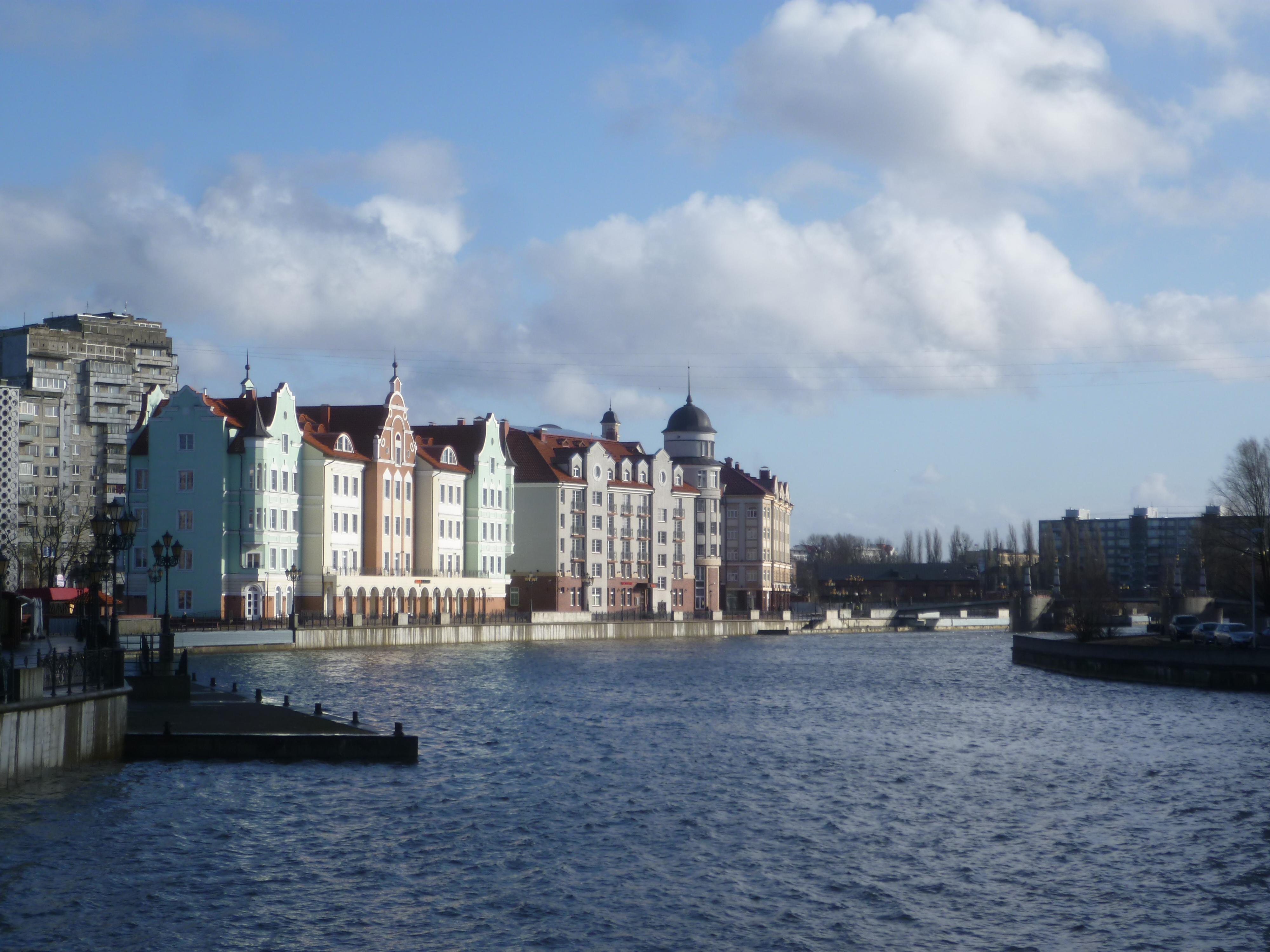 Kaliningrad, entre Scandinavie et URSS