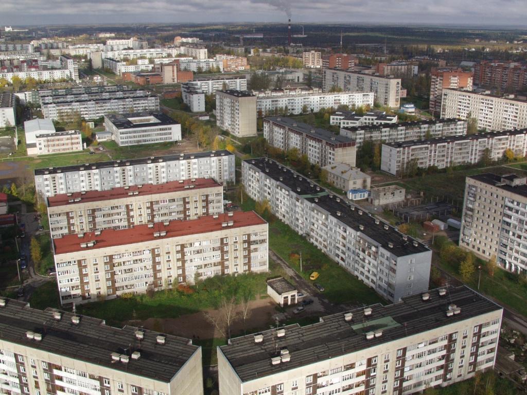 Tosno et ses 40 000 habitants, la plus petite ville de FNL