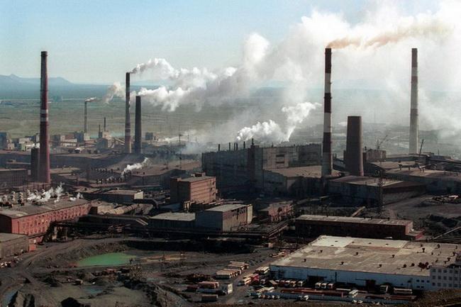 Dzerzhinsk, ville industrielle