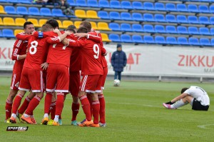 Tiraspol gagne face au Dacia