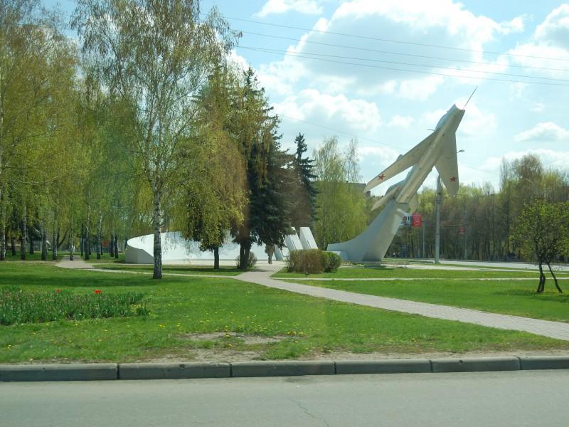 Lipetsk est une ville connue pour abriter une important base aérienne, notamment de MiG