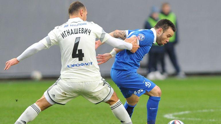 Valbuena se défait d'Ignashevich