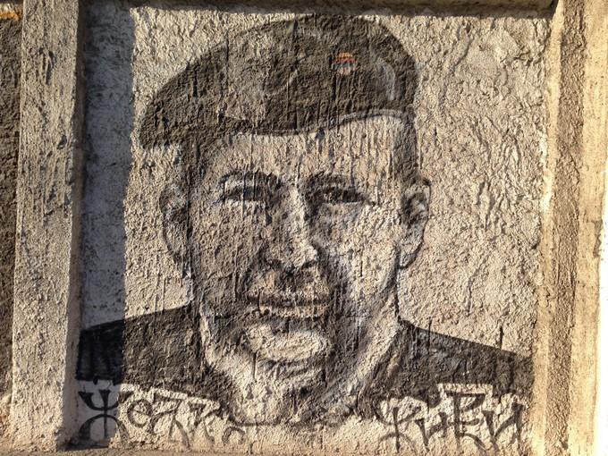 Arkan.mural.Obilic