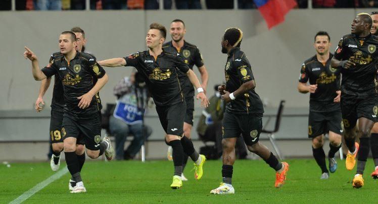 Buteur décisif face au Steaua, Ianiș Zicu touche les étoiles.