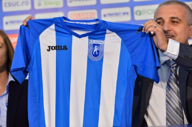 Lion maillot CSU Craiova