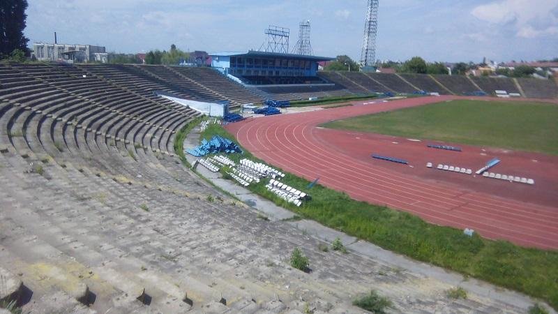 démolition stade Oblemenco Craiova