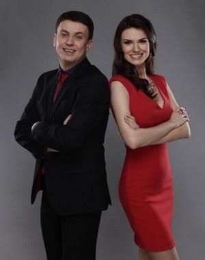 Aleksandra Loboda & Igor Tsyganyk, l'équipe de ProFootball
