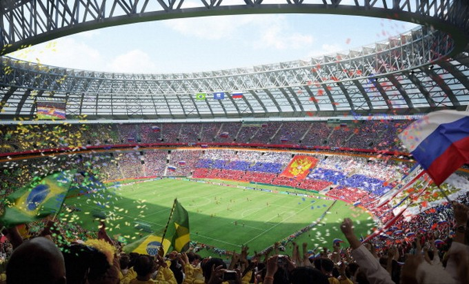 Avouez, une finale Russie-Brésil au Luzhniki ça serait pas mal
