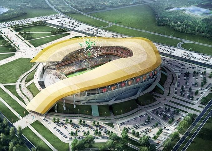 A la d couverte des stades de la coupe du monde 2018 - Stade coupe du monde 2022 ...
