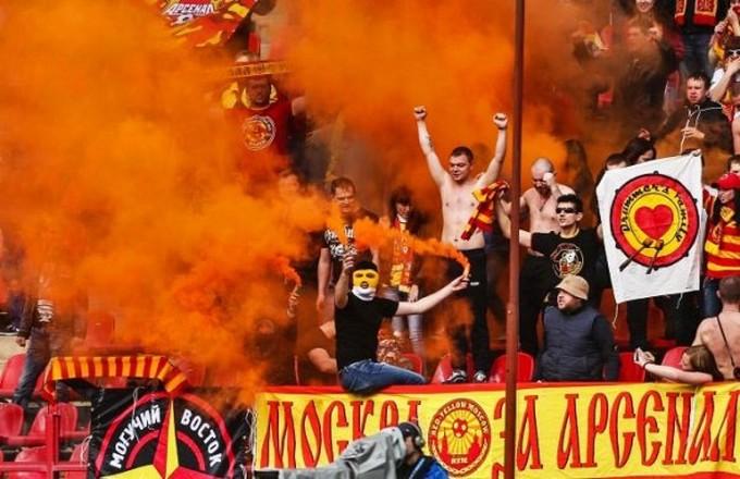 Arsenal Tula a Krasnodar