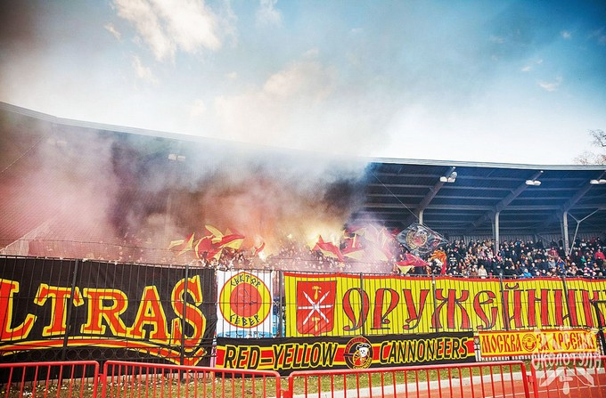 Arsenal Tula vs Spartak