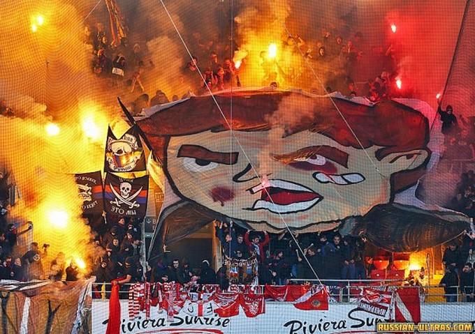 CSKA a Moscou (Spartak)