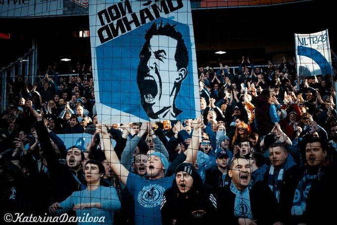 Dinamo a Moscou (Spartak)