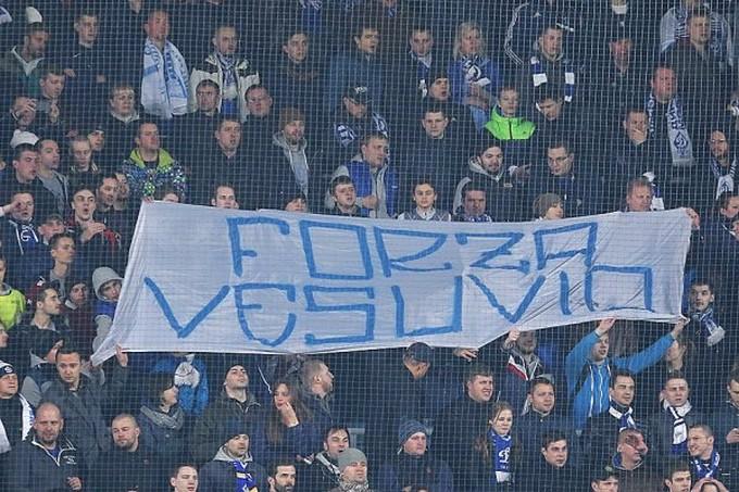 Dinamo vs Napoli