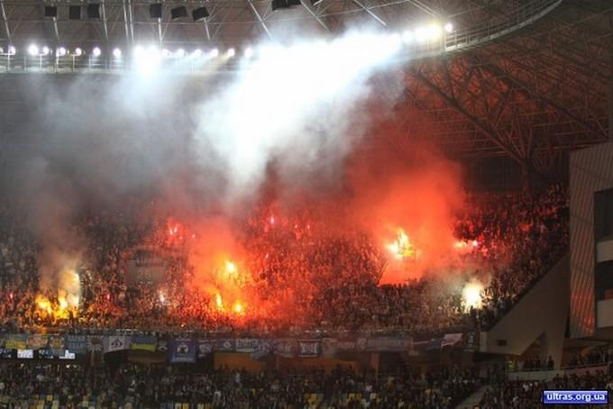 Dynamo a Lviv