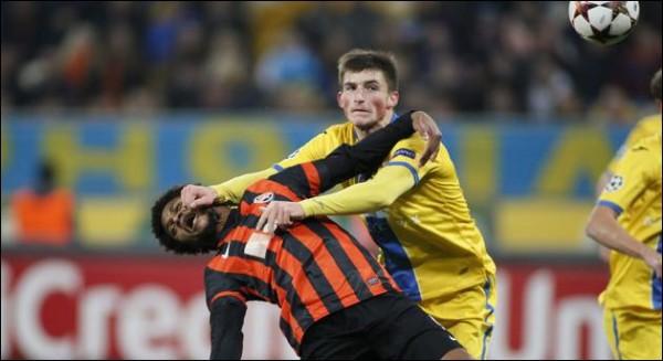Evgeniy Yablonskiy n'aime pas tellement les Brésiliens.
