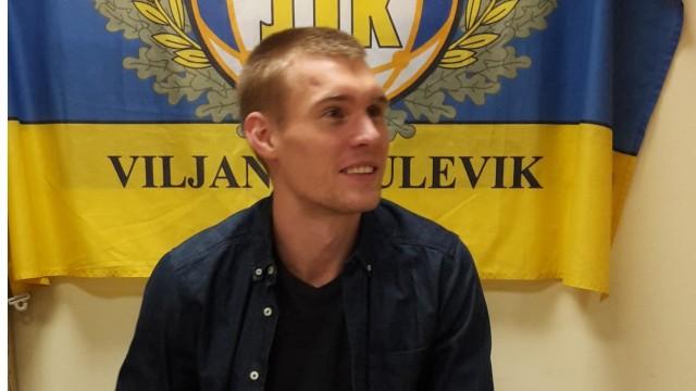 Joonas Tamm Viljandi Kulevik