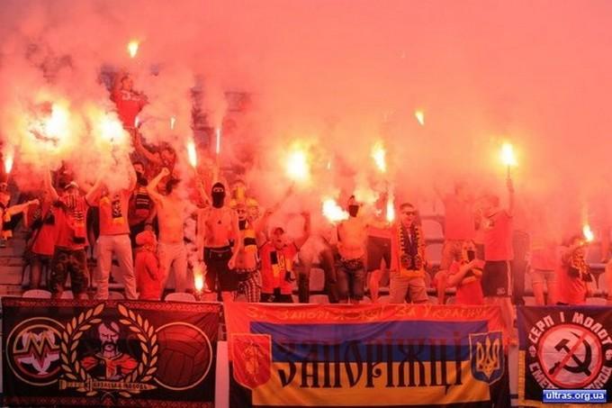 Metalurg Zapo a Kiev$
