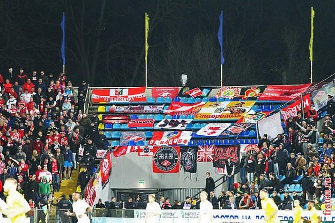 Spartak a Rostov
