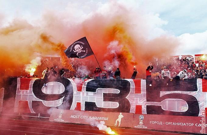 Spartak a Saransk 2