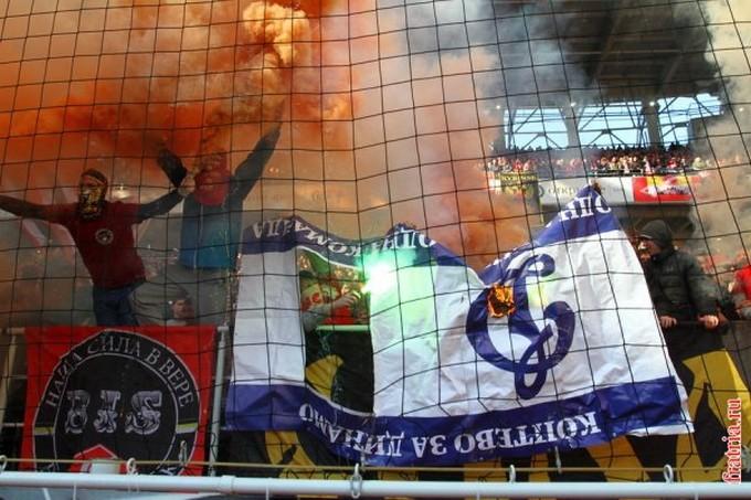 Spartak vs Dinamo 3