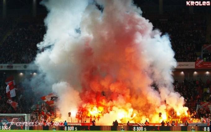 Spartak vs Ural