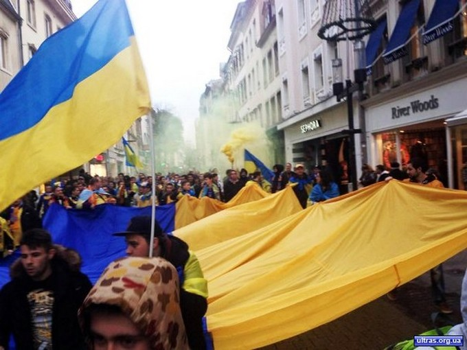 Ukraine a Luxembourg 2