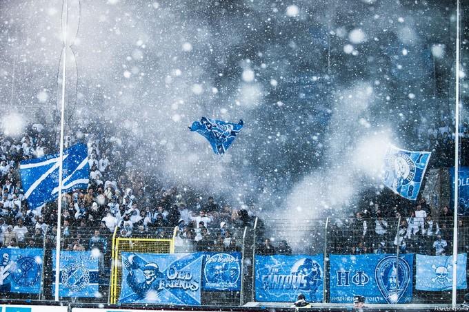 Zenit vs Krasnodar