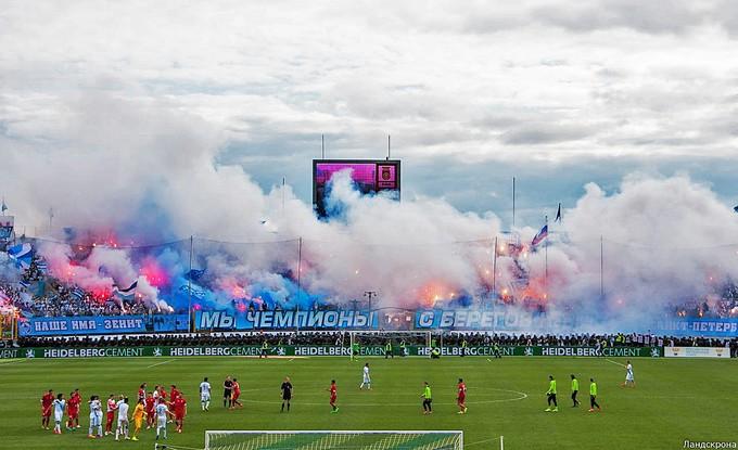 Zenit vs Ufa 2
