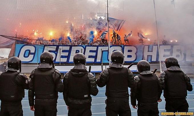 Zenit vs Ufa