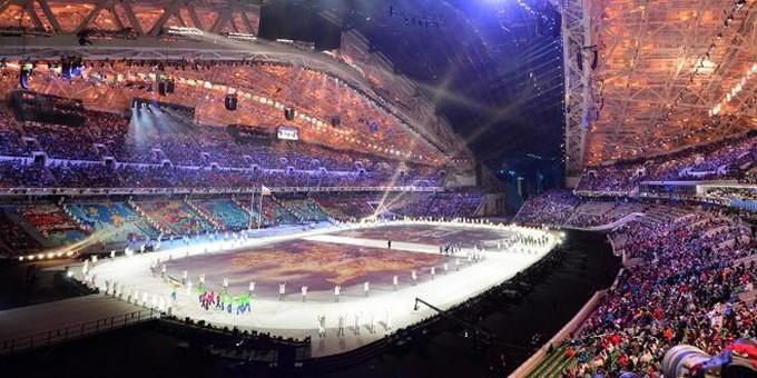 Quatre ans après les JO le monde se retrouve à Sochi