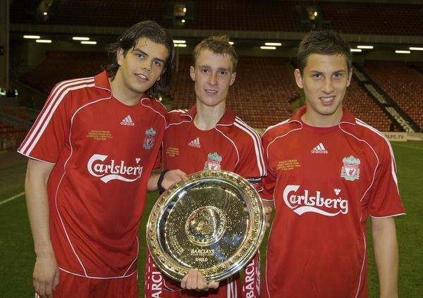 Liverpool a gagné un trophée, la preuve en image.