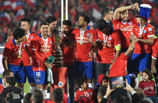 Angelo Henriquez a de quoi savourer cette Copa América historique.