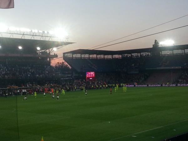 Mené 2-0 le CSKA élimine finalement le Sparta