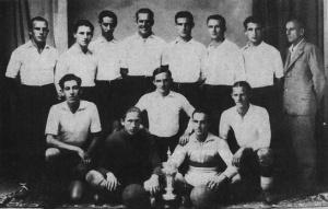 Le Rapid Trnava de František Masarovič.