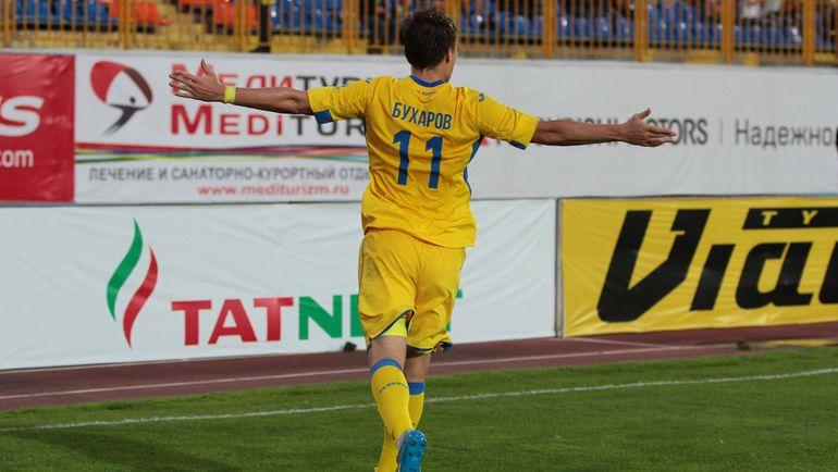 Bukharov renaît et enfonce son ancienne équipe