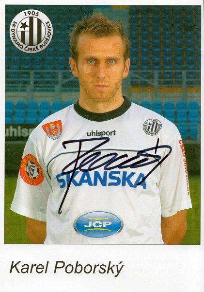 Karel Poborsky de retour au Dynamo.