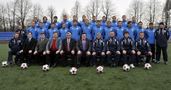 L'avenir du Dynamo est entre leurs pieds!