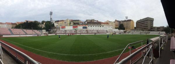 Panorama du stade