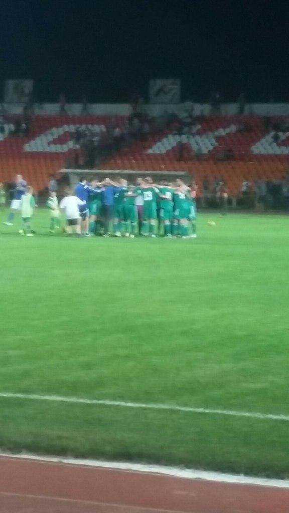 Le Lokomotiv si cher à Mourad fête sa victoire sur les voisins du Fakel